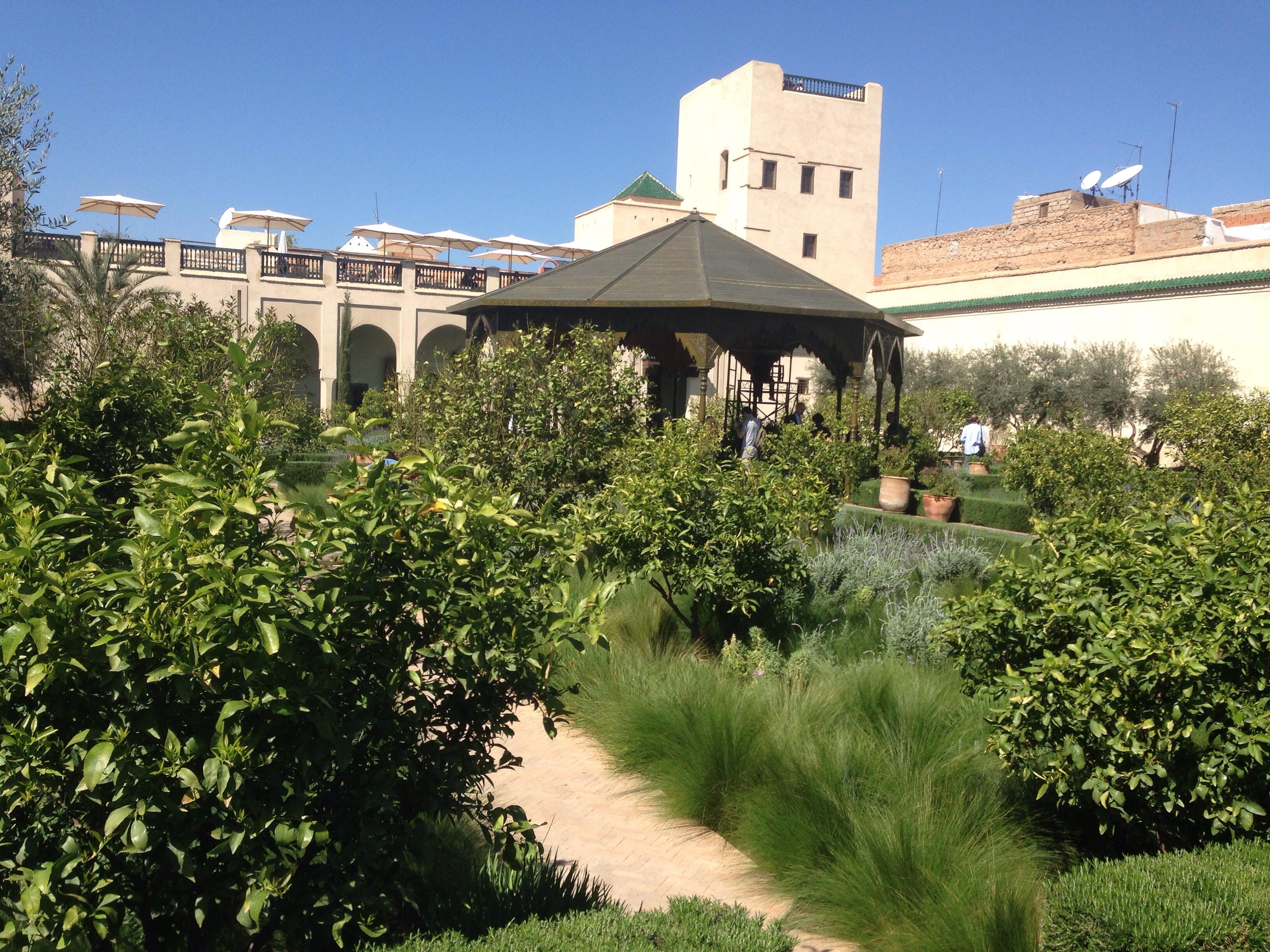 Marrakesch Tag 4 Esel Geheimer Garten Und Souks Rolf On Tour
